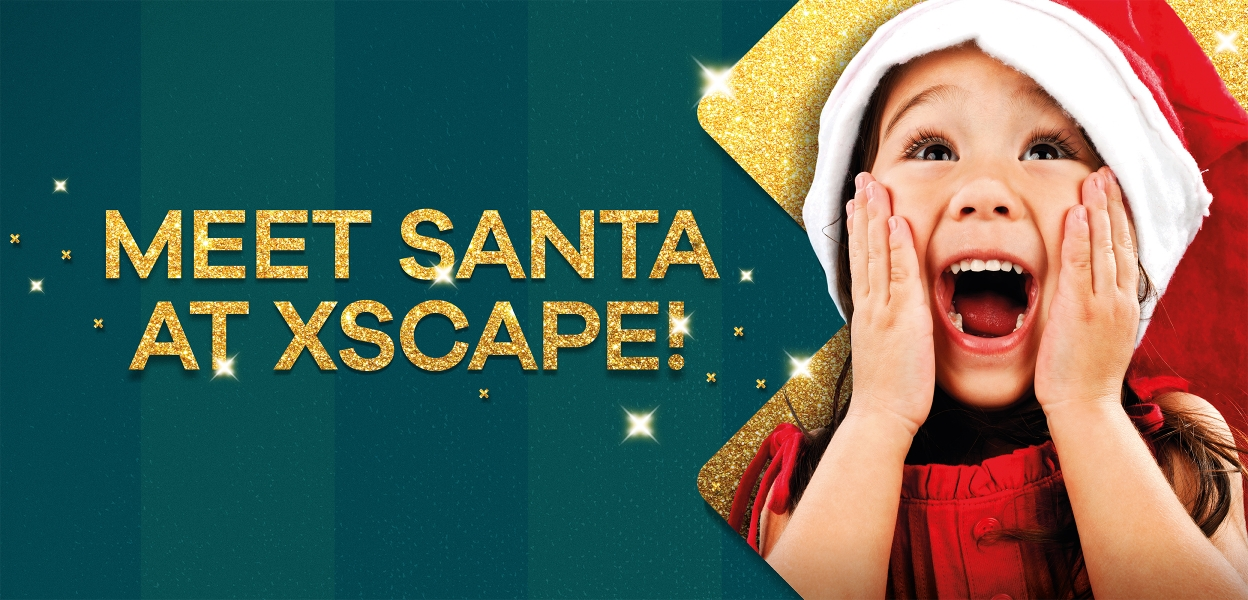 Free Santa's Grotto at Xscape MIlton Keynes