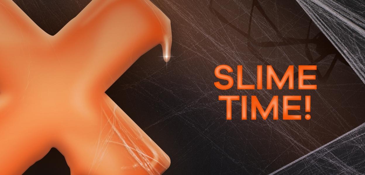 October Half Term Slime Event at Xscape Milton Keynes
