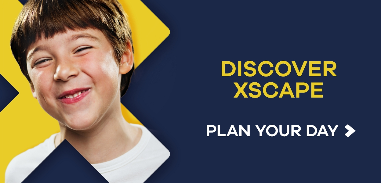 Discover Xscape Yorkshire in Castleford