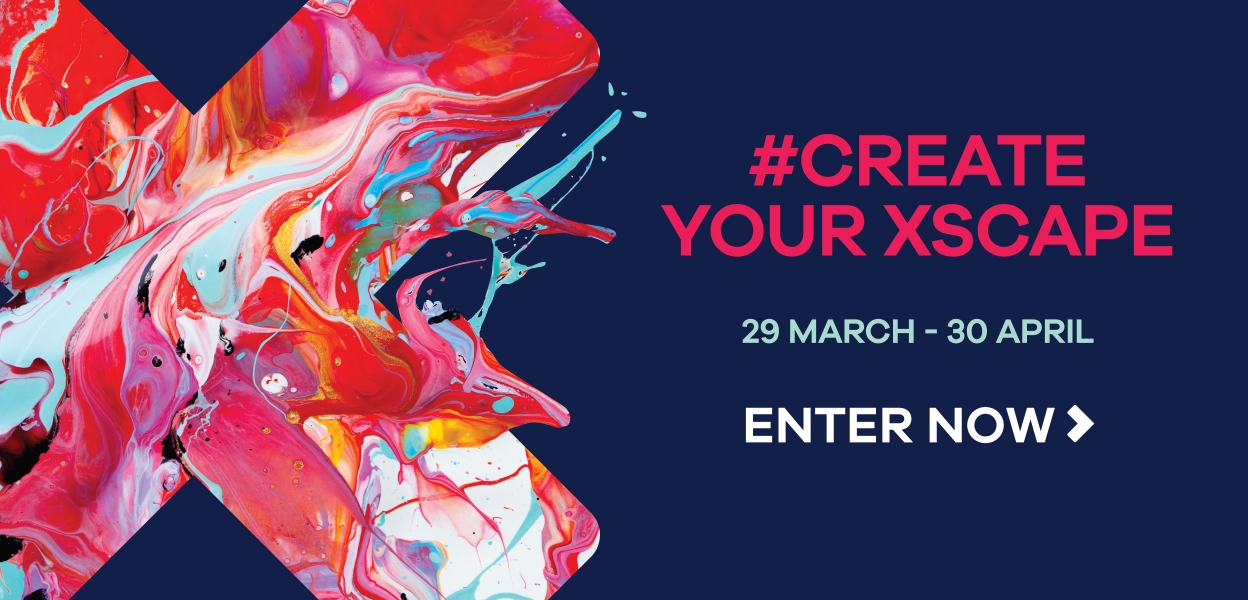 Create Your Xscape April Design Competition Things to Do with Kids