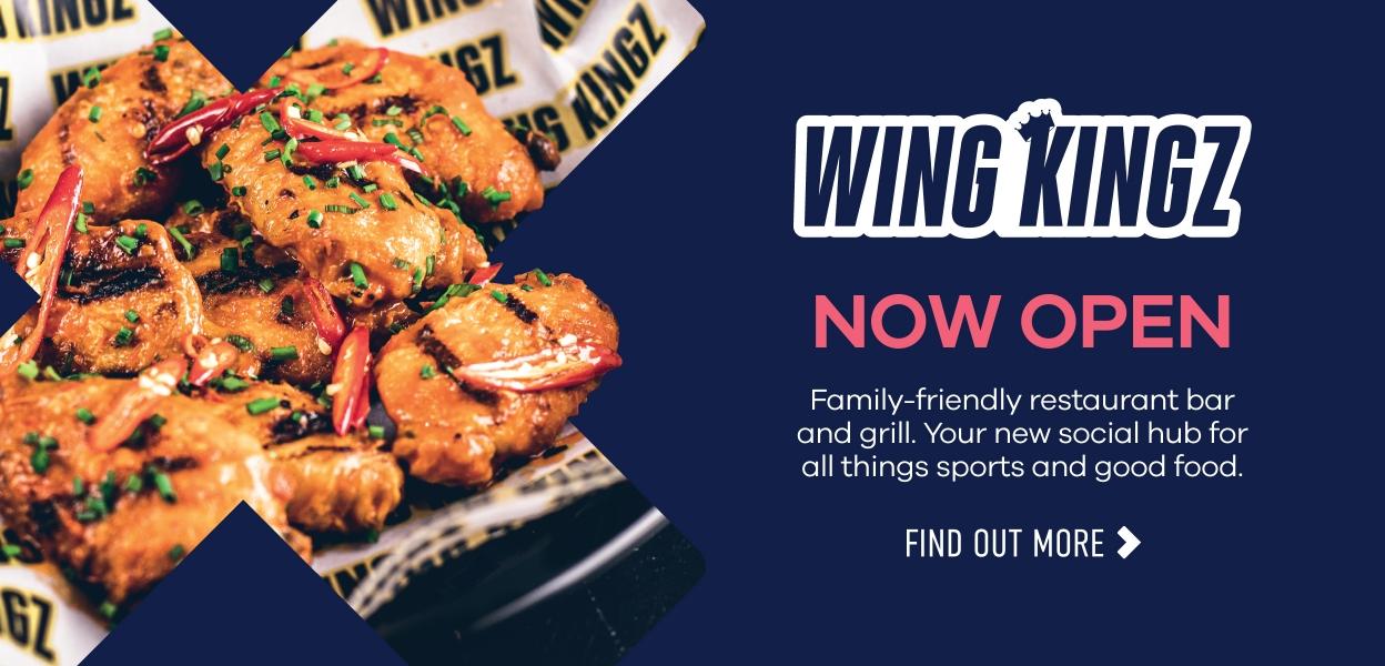 Wing Kingz Now Open