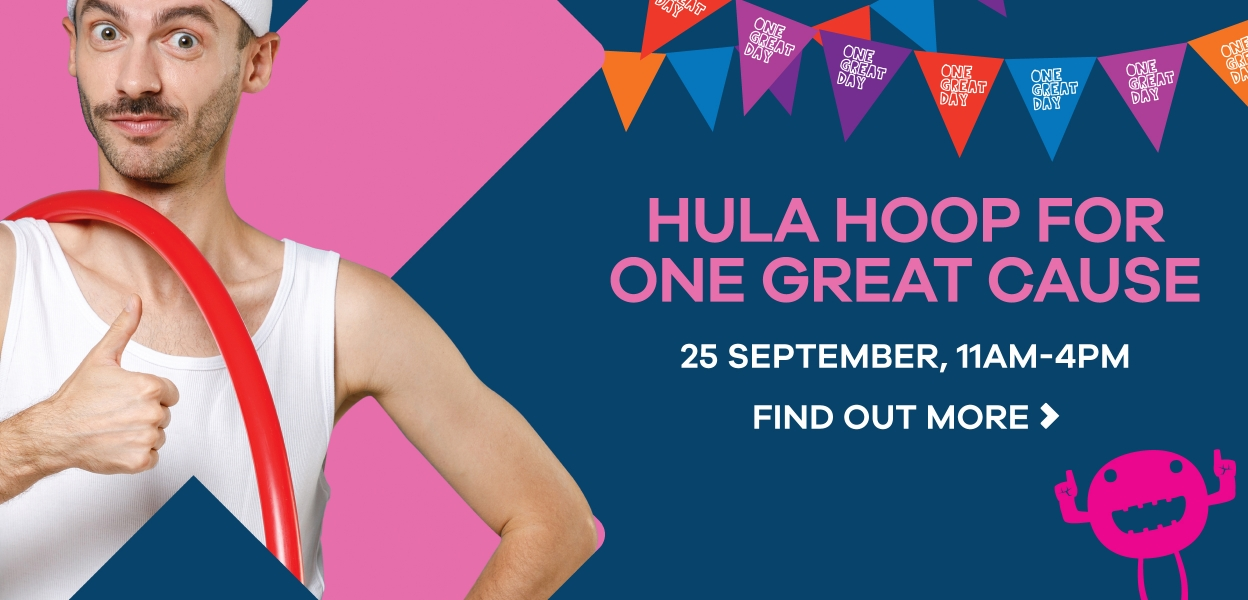 Hula Hoop Charity Challenge with Prizes to be Won at Xscape Milton Keynes