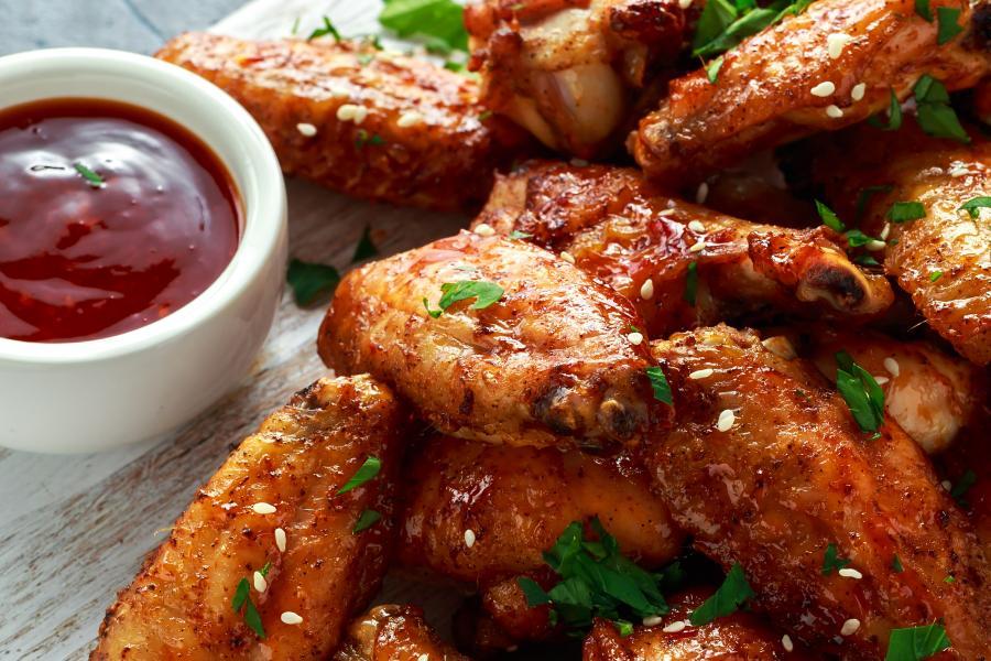 Wing Kings Chicken Wings at Xscape Milton Keynes