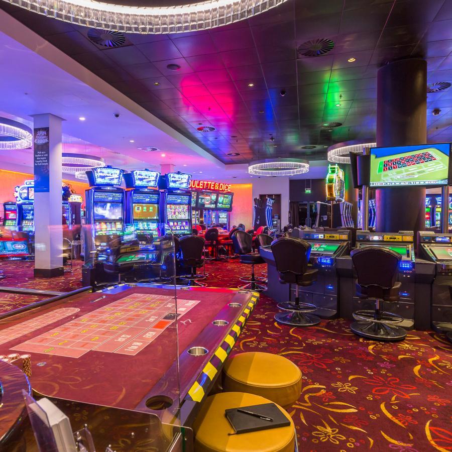 The Casino Milton Keynes Gambling Odds Blackjack Poker Entertainment Money