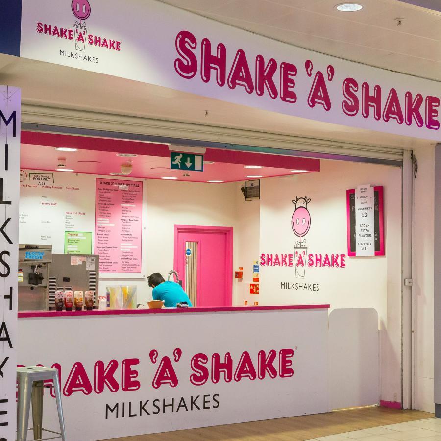 Shake a Shake Ext