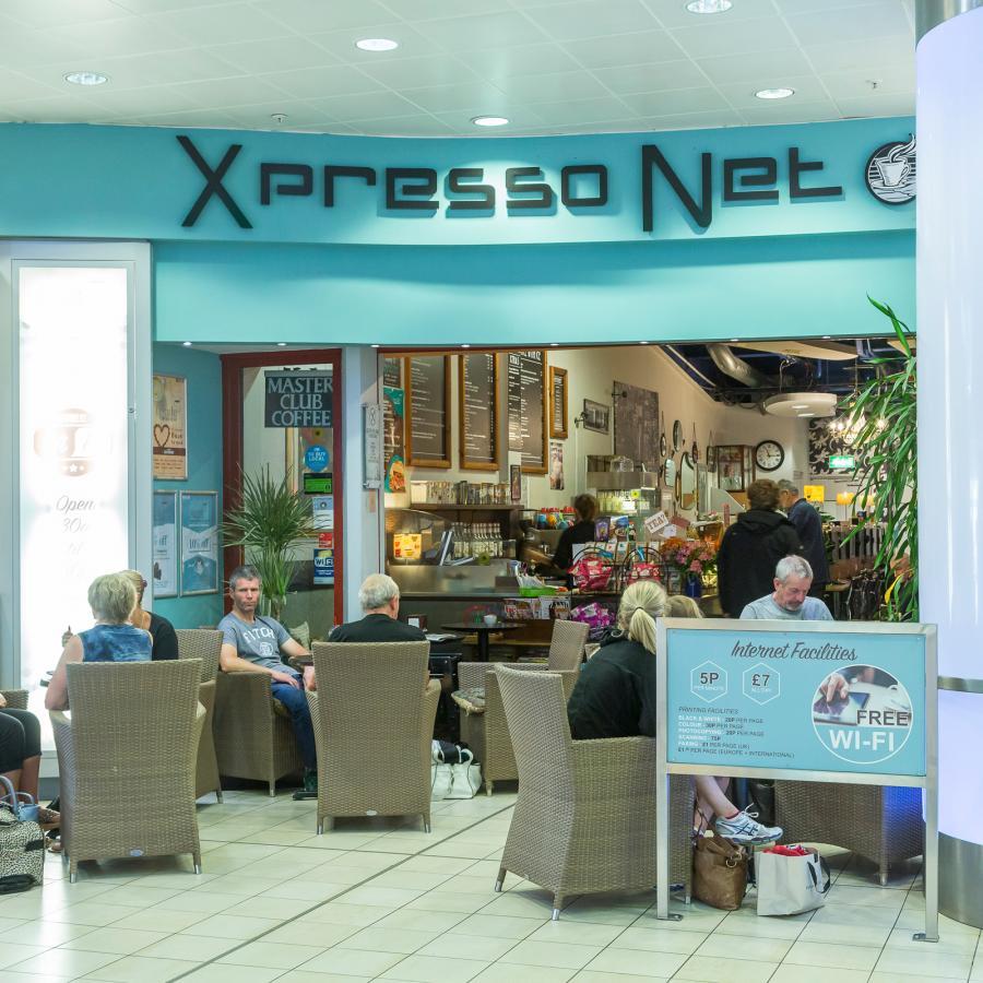Xpresso Net Coffee Cafe Cakes Drinks Food Milton Keynes