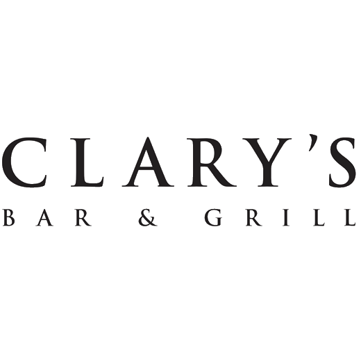 Clary's Bar and Grill logo