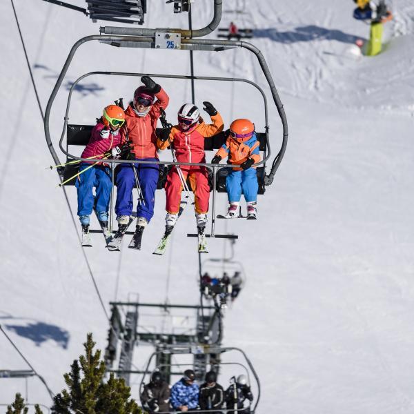 Winter Sports Holidays: Snow Season