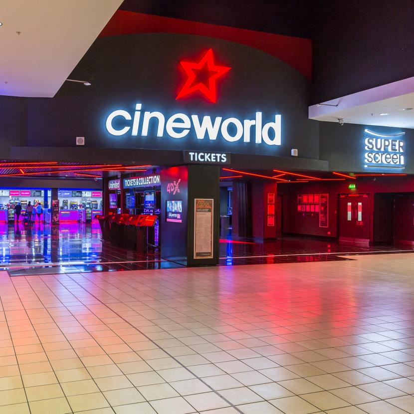 Cineworld Milton Keynes Movies Popcorn