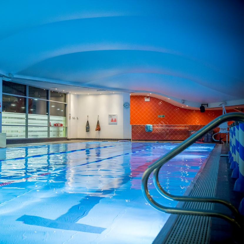 Nuffield Health Milton Keynes Fitness Swimming Leisure Workout Weights Classes