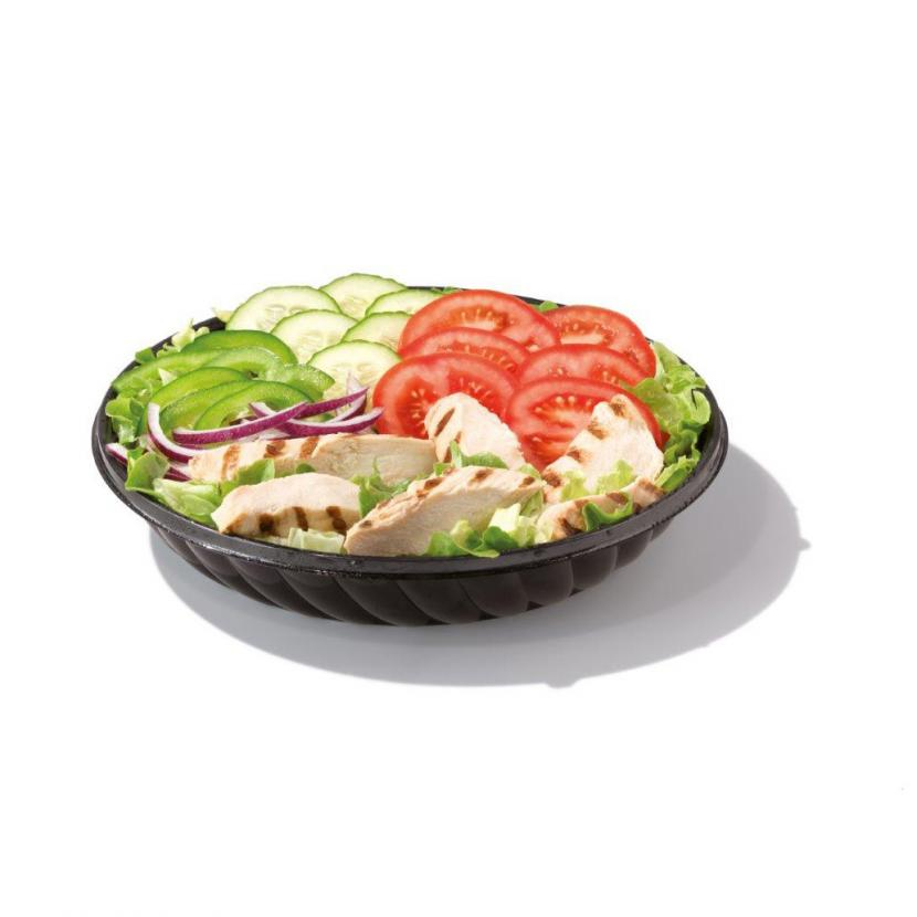 Subway Salad Xscape