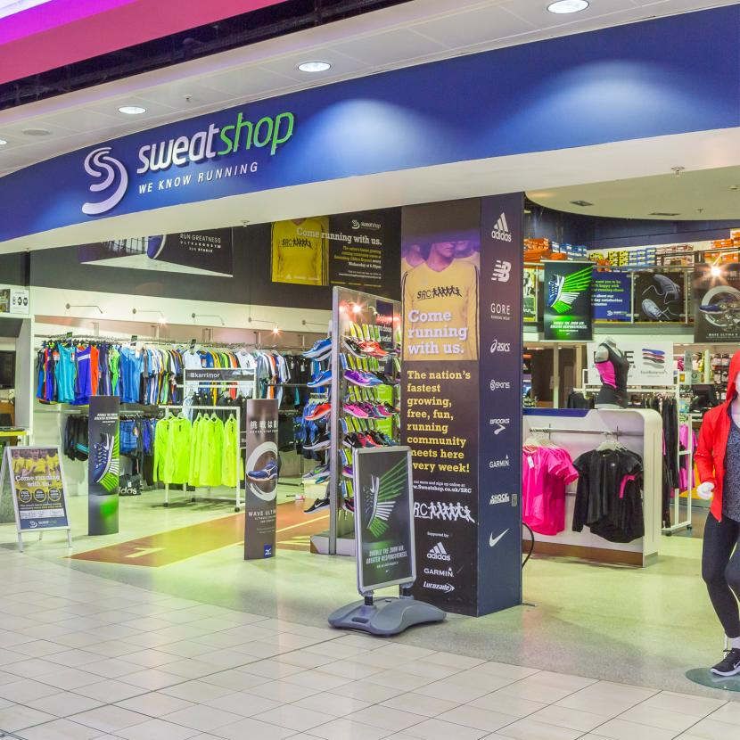 Sweatshop Milton Keynes Running Sports Sportswear Shoes