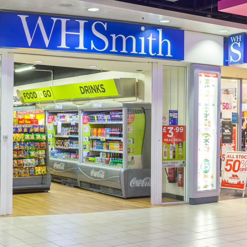 WHSmith Stationary Books Magazine Milton Keynes