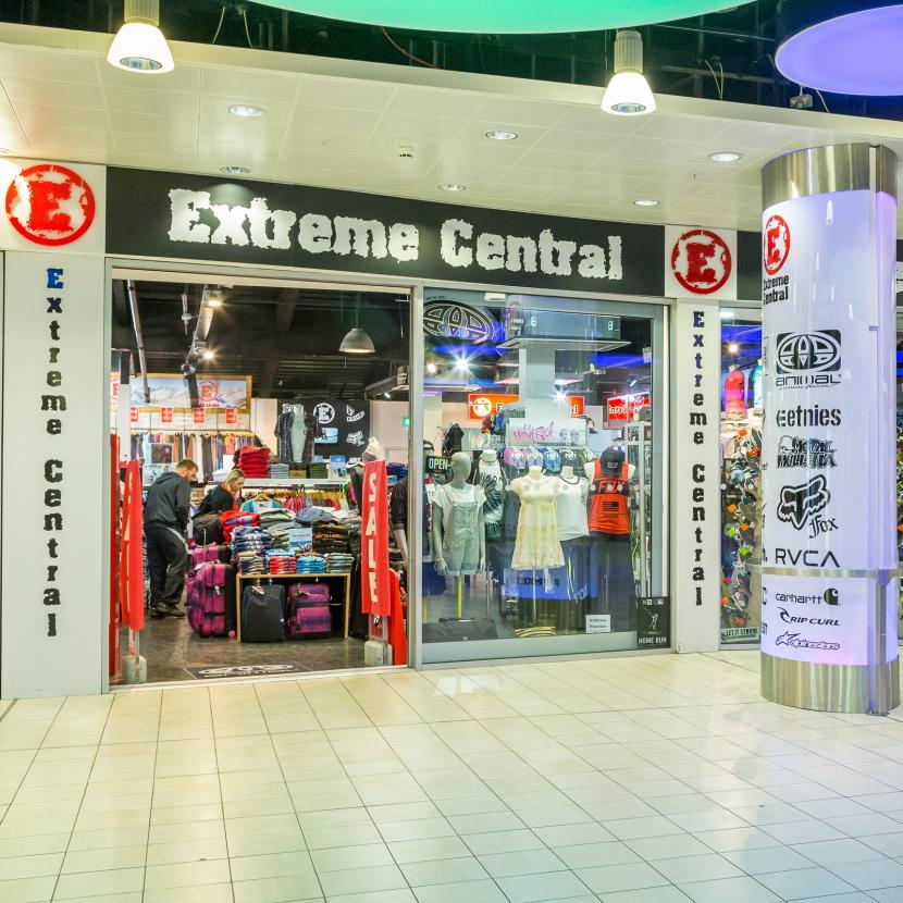 Xtreme clothing store