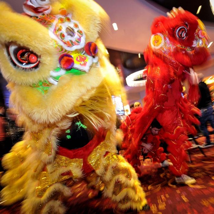 Chinese New Year at The Casino MK