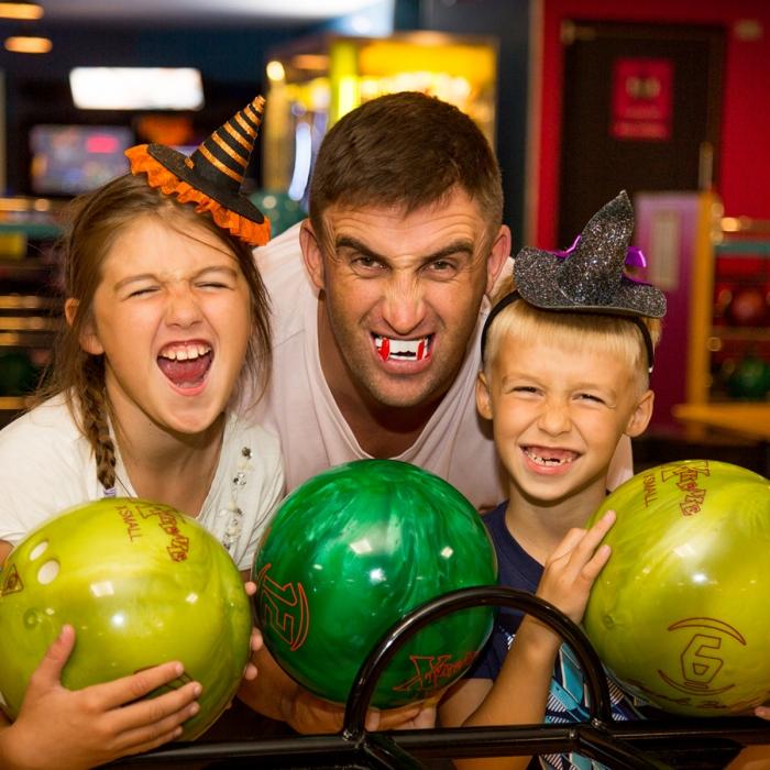 Freaky fun and ghoulish games at Hollywood Bowl