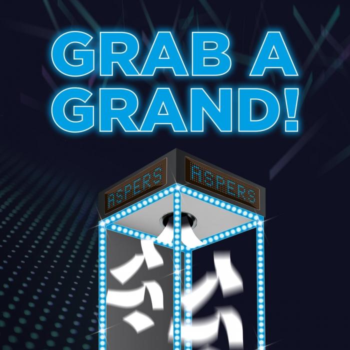 Grab a Grand at The Casino MK