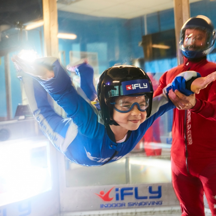 Offers at iFly