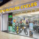 Evans Cycles Ext