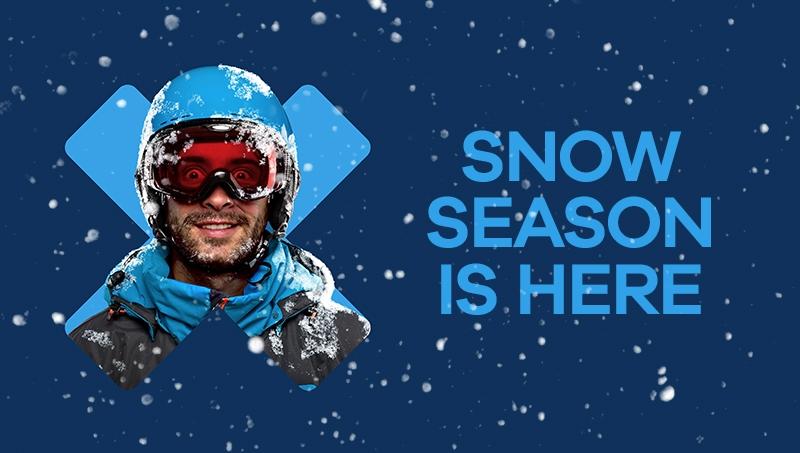 Snow Season at Xscape