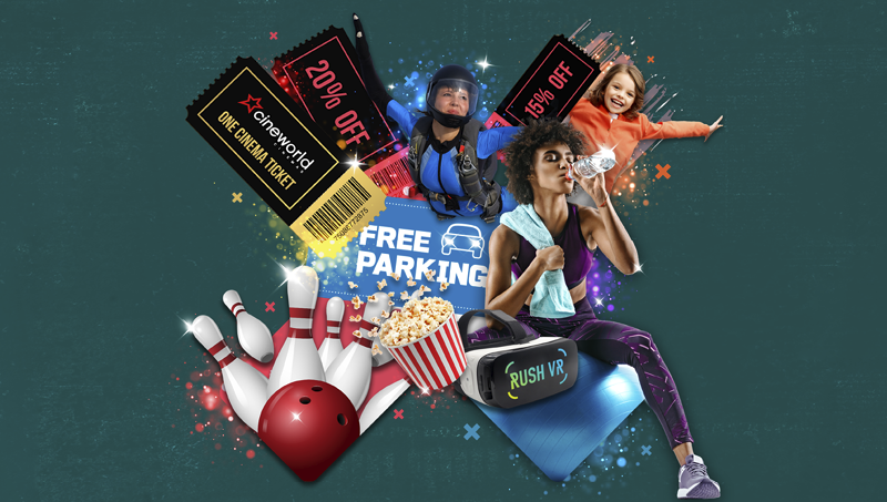 Spend, Scratch & Win this Christmas