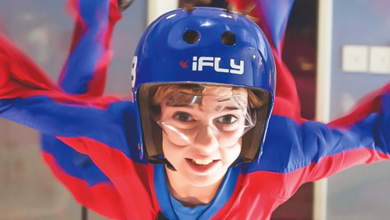 Amazing Offers for Primary & Secondary Schools at iFly!