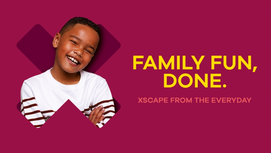 Family Fun, Done. This Easter at Xscape!