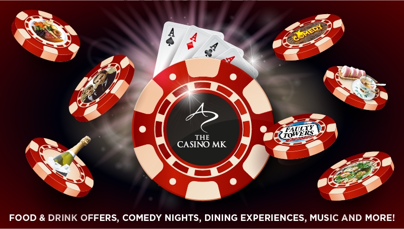 What's on at The Casino MK