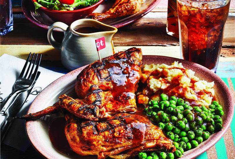 Nando's Christmas Menu Revealed… and It's All Gravy