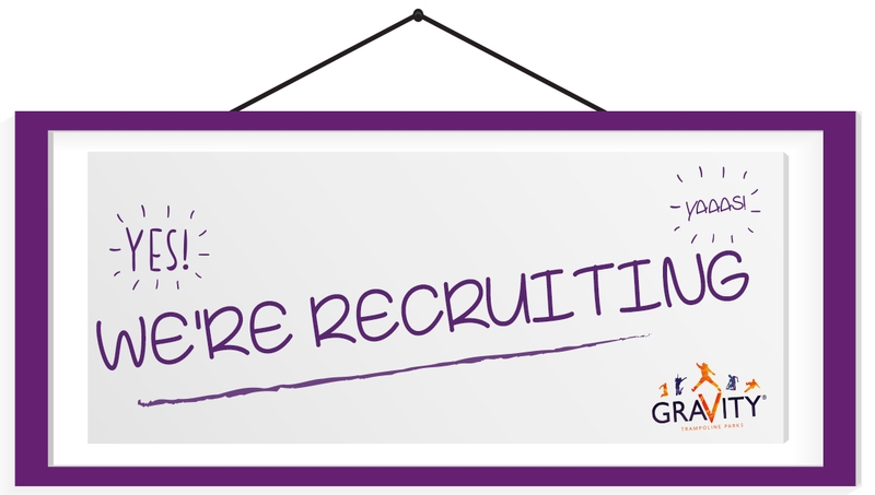 Gravity are Recruiting!