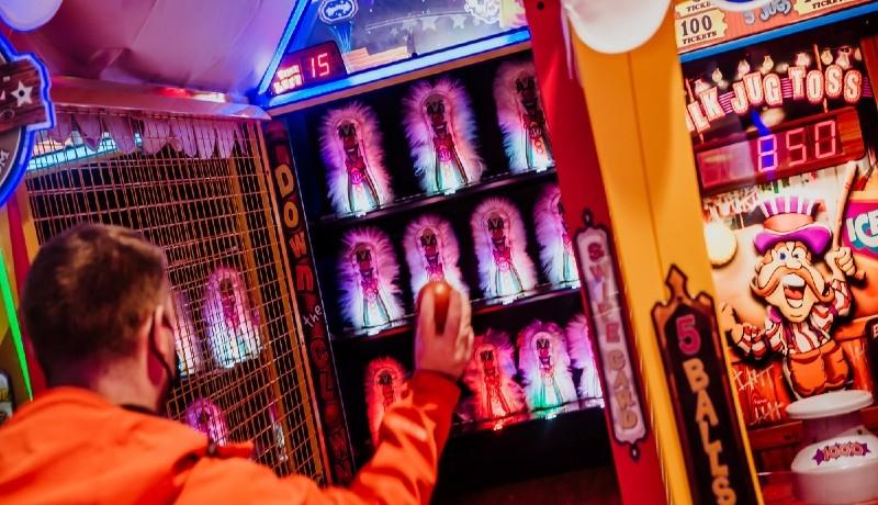 Funstation Carnival Gaming at Xscape Milton Keynes