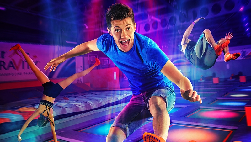 Jump, Climb & Race: Gravity opens 15th September!
