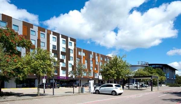 Premier Inn: Milton Keynes Central